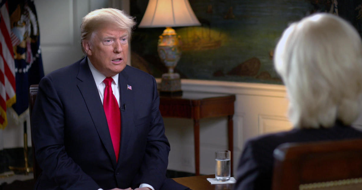 Trump interview