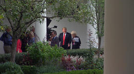 Highlights from 60 Minutes' interview with Donald Trump