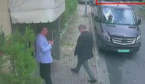 Turkish crime scene investigators search Saudi consul's home