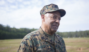 Medal of Honor recipient recalls pulling fellow Marines to safety in ferocious battle