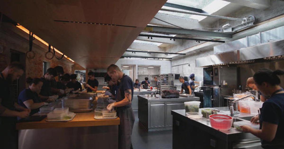 Inside Noma's new restaurant and fermentation lab