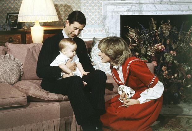 England Prince William Photocall 1982
