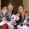 Willem Alexander, Princess Maxima, Ariane, Amalia, Alexia