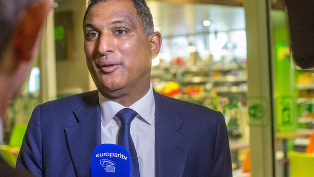Syed Kamall angered the members of the EP Nazi statement