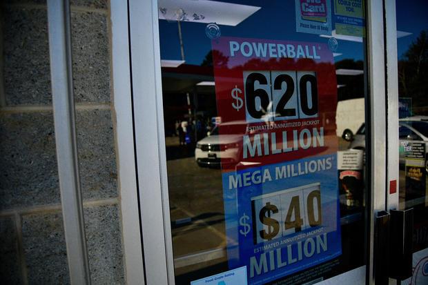 Powerball $620 million jackpot