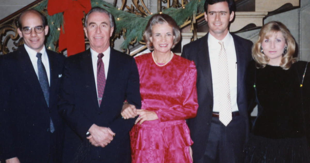 Sandra Day Oconnor Didnt Want To Believe Dementia Diagnosis At