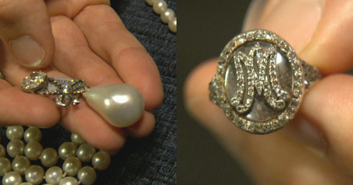 Marie Antoinette's pearl pendant sells for record $36 million