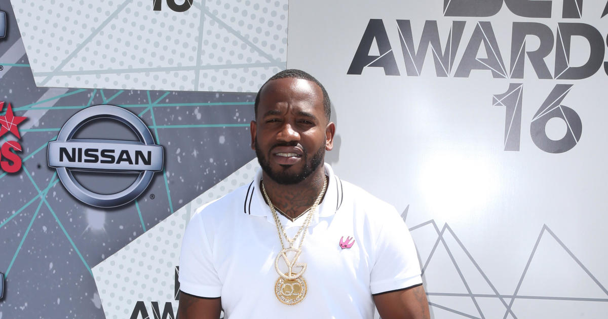 Rapper Young Greatness shot dead outside New Orleans Waffle House