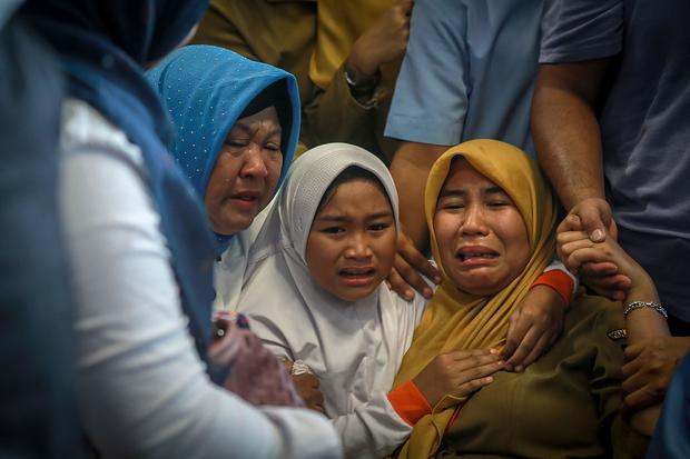 TOPSHOT-INDONESIA-ACCIDENT-AVIATION