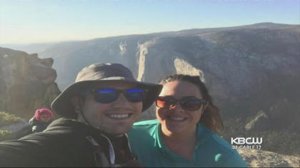 A selfie taken at Taft Point in Yosemite National Park captures woman who fell to her death. by taft-point-selfie-2.jpg