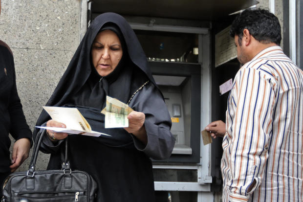U S  sanctions leave Iranians without life-saving medicines | KCFJ