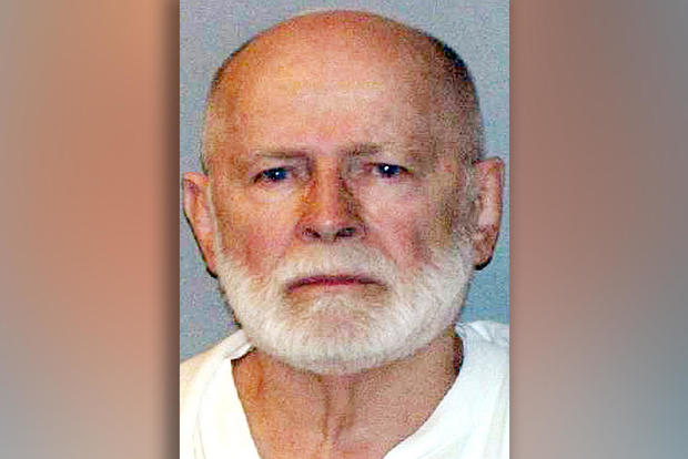 Family of Whitey Bulger sues U.S. government for wrongful death over fatal beating