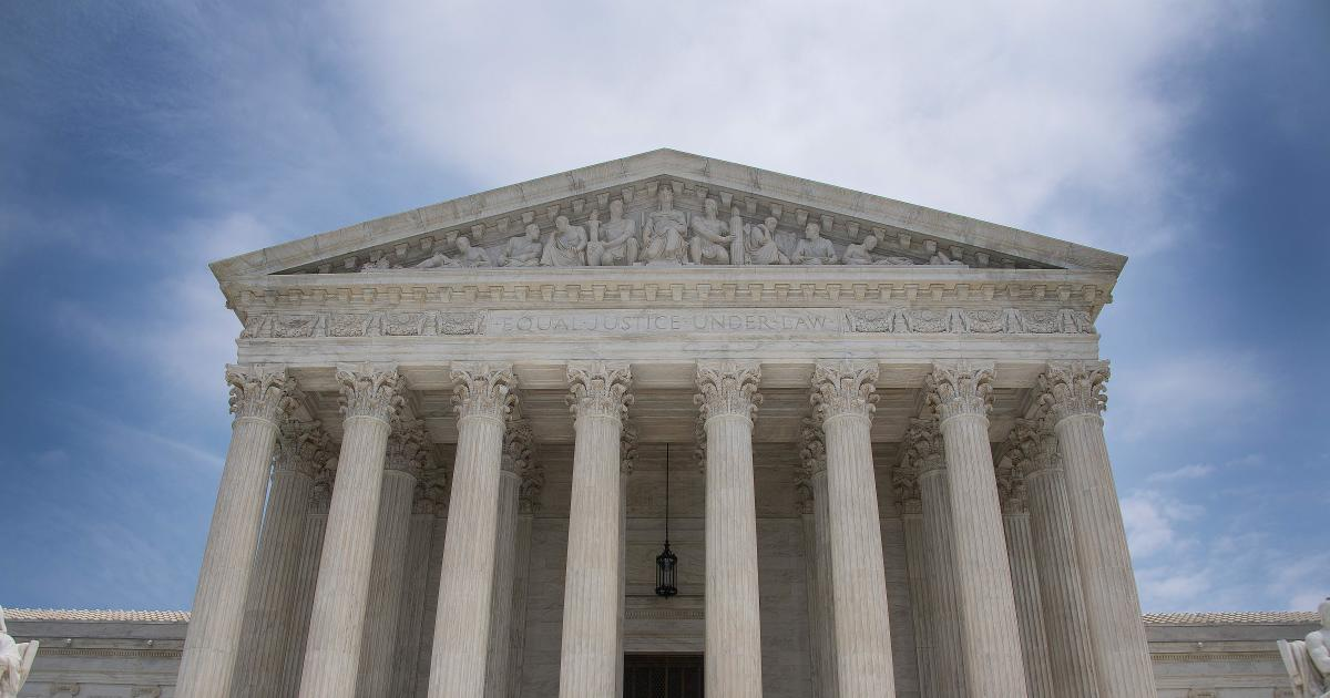 Supreme Court Takes Up Closely Watched Double Jeopardy Case Cbs News