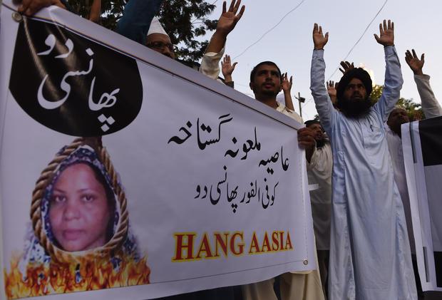 PAKISTAN-RELIGION-BLASPHEMY