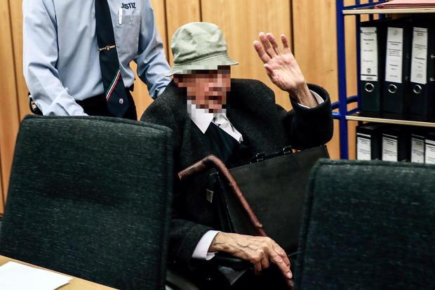 Trial Of Former SS Stutthof Guard - Dr. Johann R.