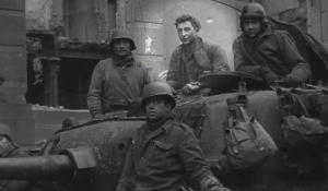 A World War II veteran's memories of a shot fired