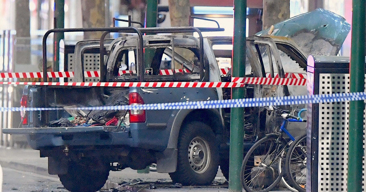 Australian police treating deadly knife attack as terrorism