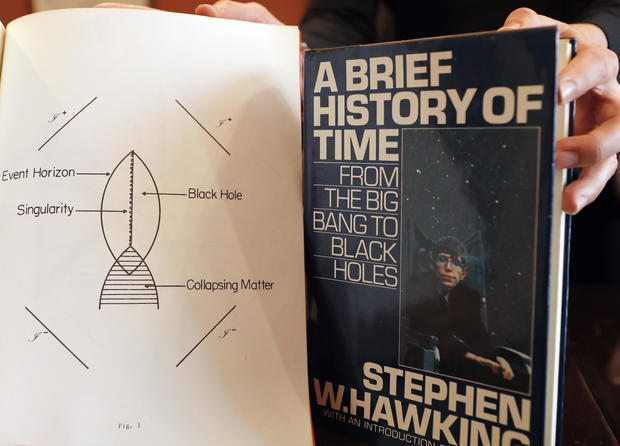 Wheelchair used by Stephen Hawking auctioned off, proceeds to go to charity