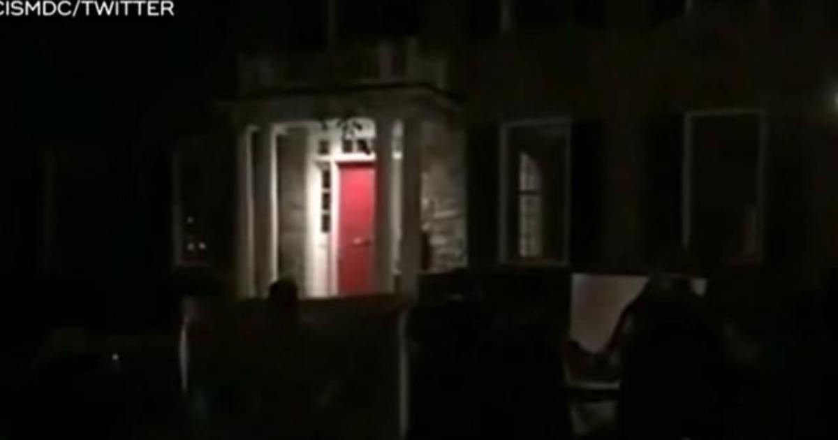Fox News host Tucker Carlson's house targeted by ...