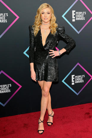 People's Choice Awards 2018 red carpet