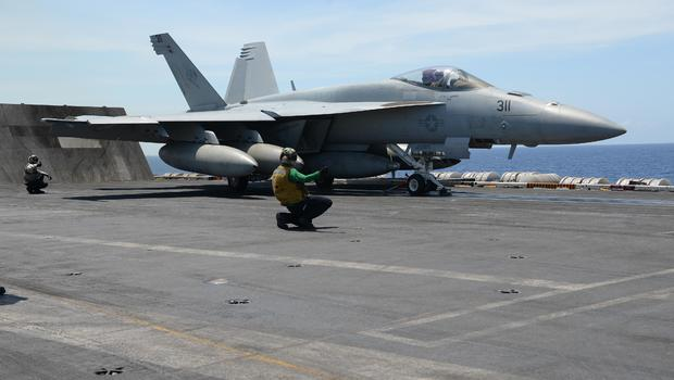 US warplane crashes into Philippine Sea during routine operations