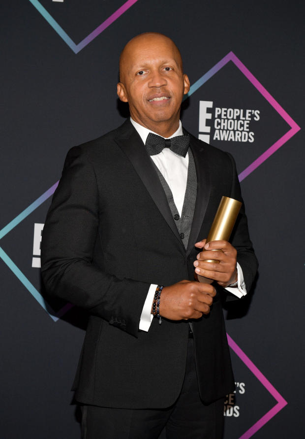 Bryan Stevenson -- People's Choice Awards 2018