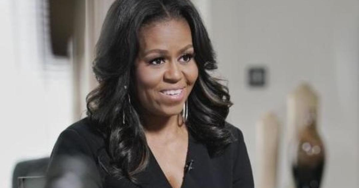 """Michelle Obama: """"Vindication in the moment is so short term"""""""
