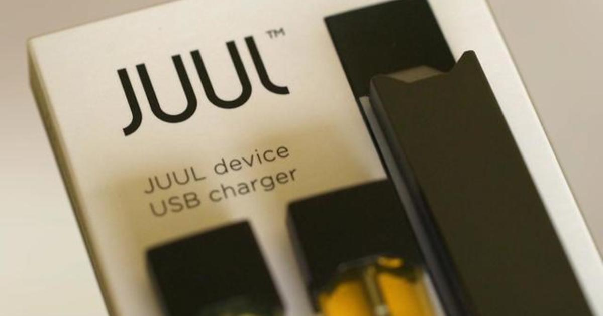Juul stops sale of flavored e-cigarettes in stores
