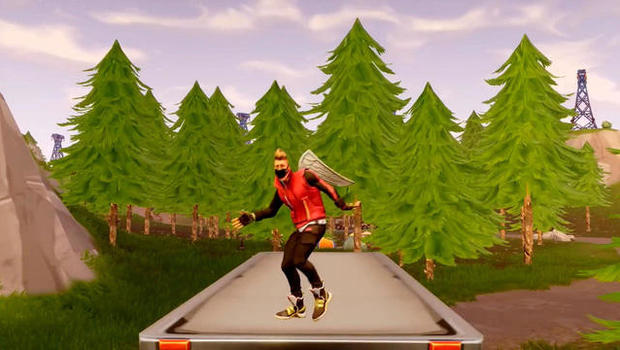rapper 2 milly accuses fortnite of stealing his dance moves - all green dances fortnite