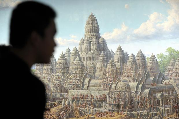 CAMBODIA-NKOREA-ART-LIFESTYLE-DIPLOMACY-MUSEUM