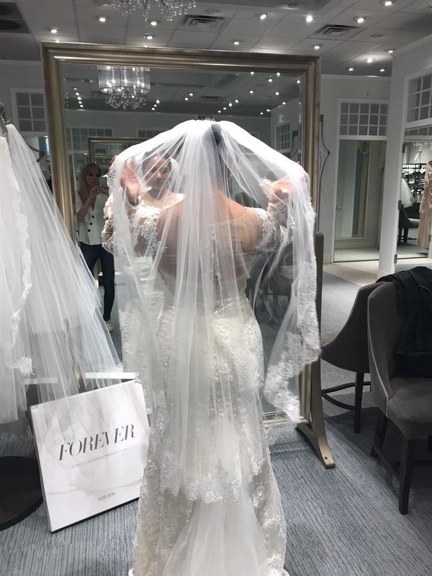8235c504f55a Davids Bridal to file for bankruptcy, says dresses safe - CBS News