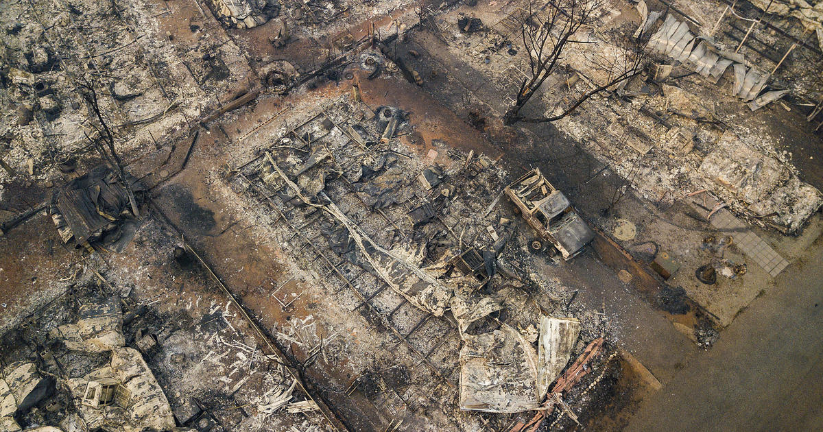 Fires In California Latest Updates On Wildfires Death Toll