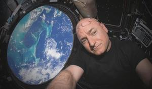 Astronaut Scott Kelly on capturing an Earth without borders