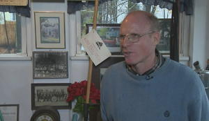 Massachusetts man has cooked Thanksgiving feast for strangers for 33 years