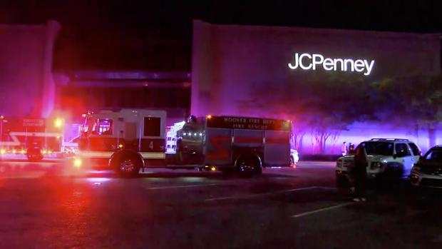 Mall Shooting Alabama