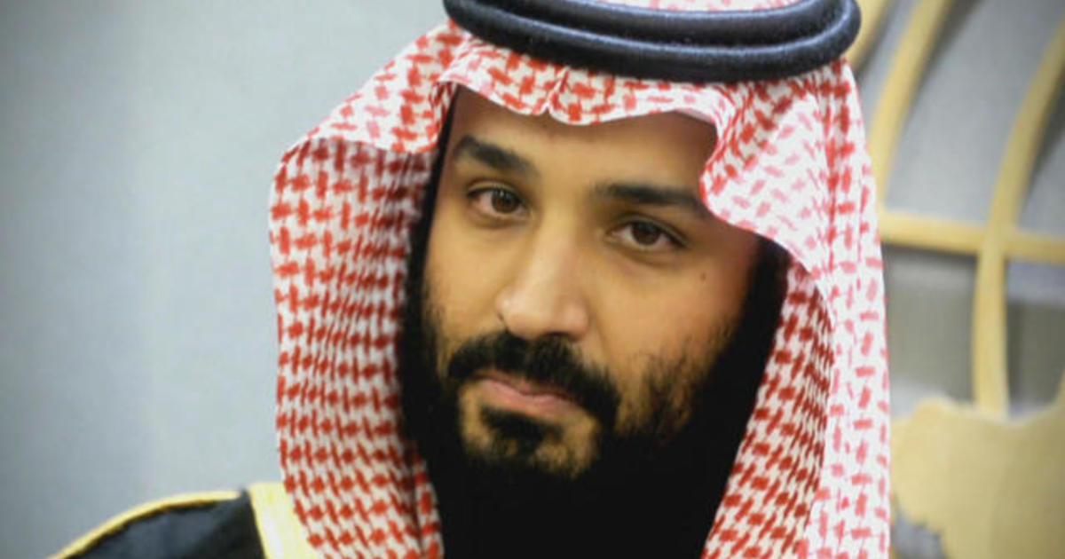 Saudi crown prince survived fallout of journalist's murder - CBS News