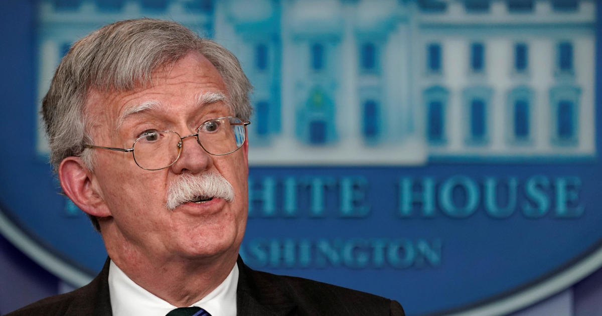 Bolton claims victory as International Criminal Court rejects investigation into alleged U.S. war crimes