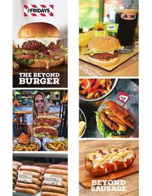 Beyond beef burger ipo