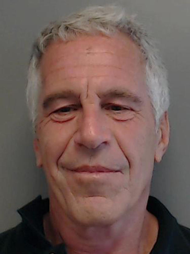Florida Department of Law Enforcement photo of Jeffrey Epstein