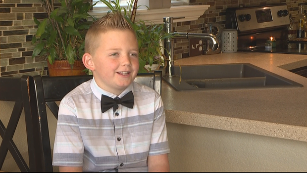 Colorado Boy Convinces Town To Overturn Ban On Snowball Fights