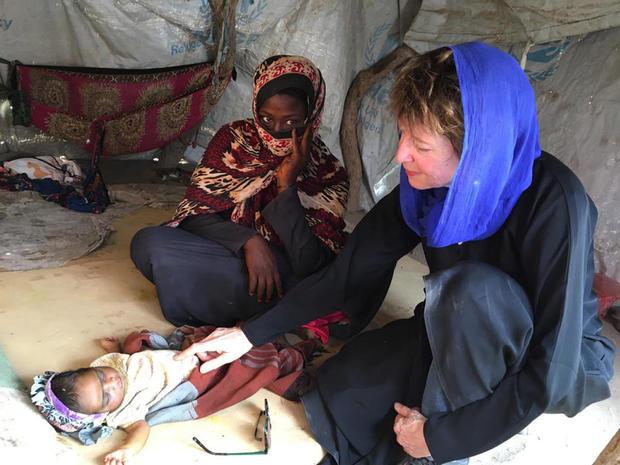 Yemen's humanitarian crisis
