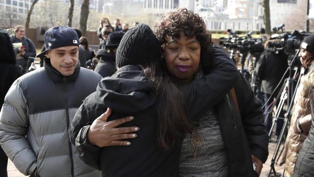 Police Chokehold Death