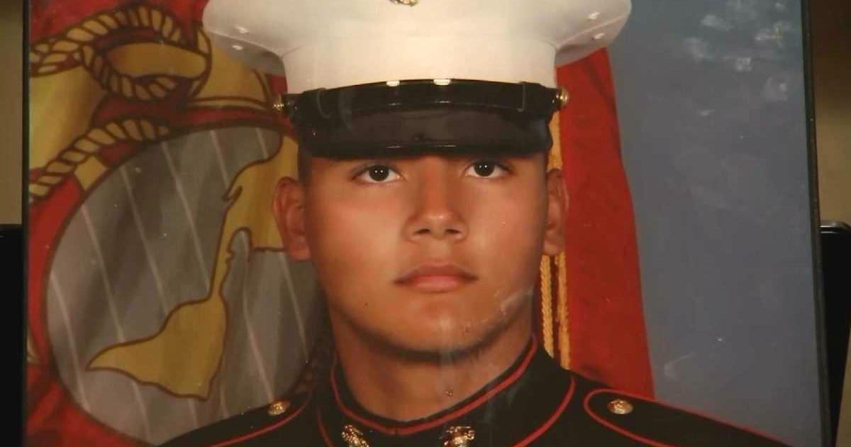 Phoenix area woman Rosa Bennett says son Maximo Flores is 1 of 5 Marines missing off Japan since mid-air crash