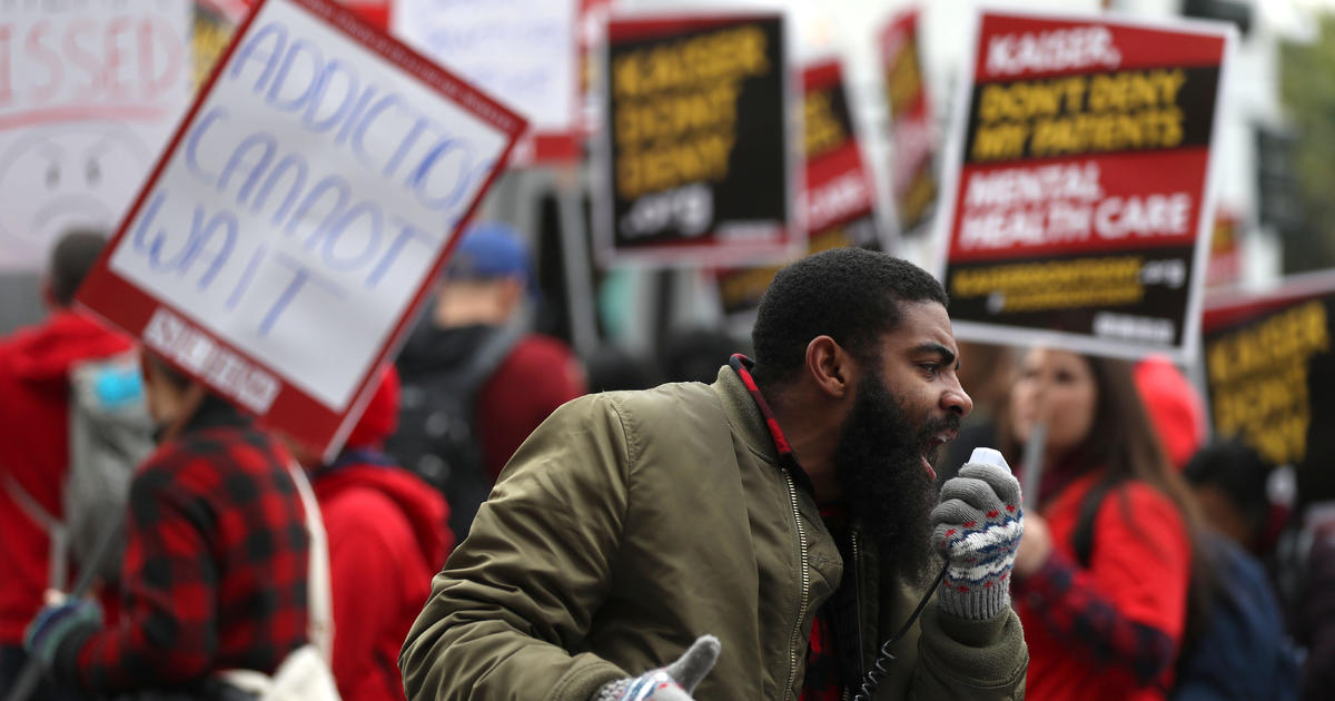 Kaiser Cancels Surgeries During Mental Health Therapists Strike