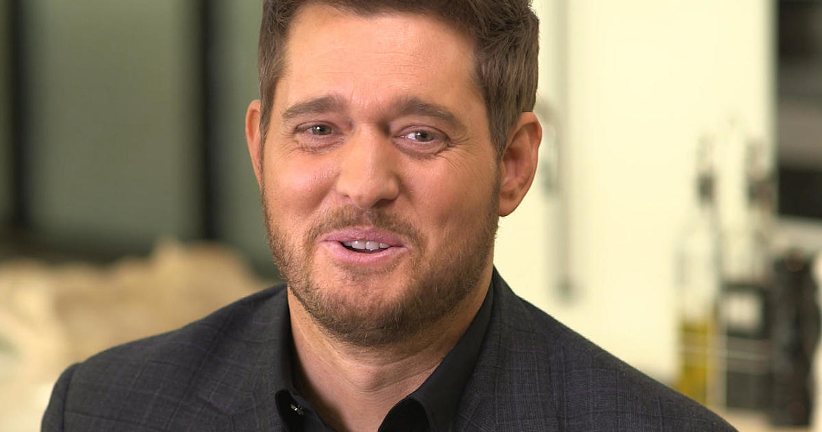 Preview: Michael Bublé on his son's fight against liver cancer