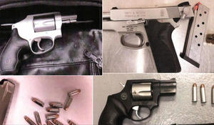 TSA finds record number of guns at checkpoints