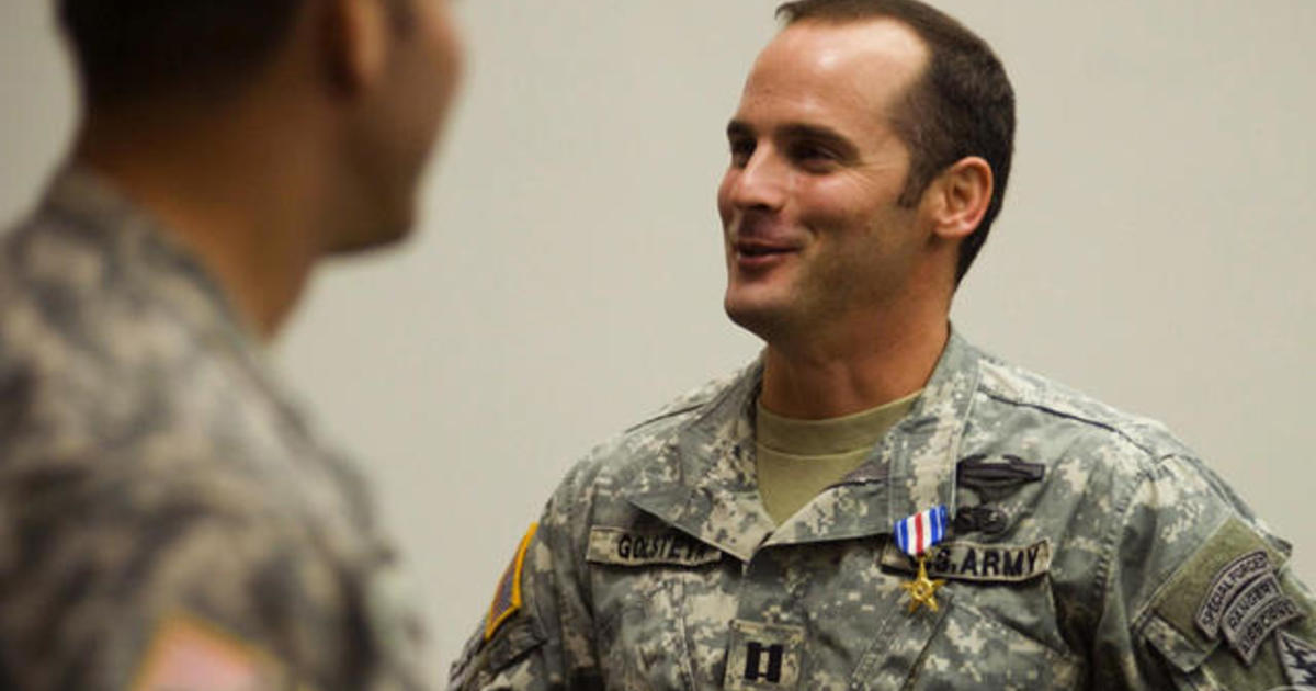 800a766b6ce9c Green Beret charged with murder for killing Afghan man - CBS News