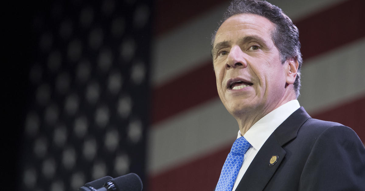 Cuomo says he's seeking a fourth term