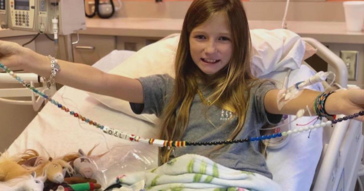 texas girls brain tumor 11yearold girls brain tumor