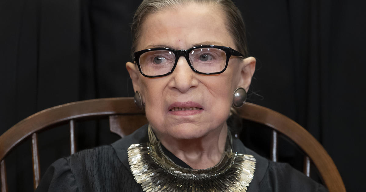 Ruth Bader Ginsburg Misses Supreme Court Arguments For First Time